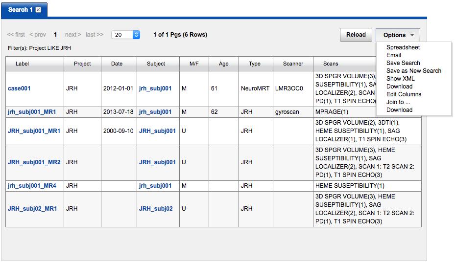 Confluence Mobile - XNAT Documentation Wiki