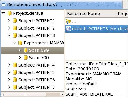 xnat desktop manual xnat tools xnat documentation wiki