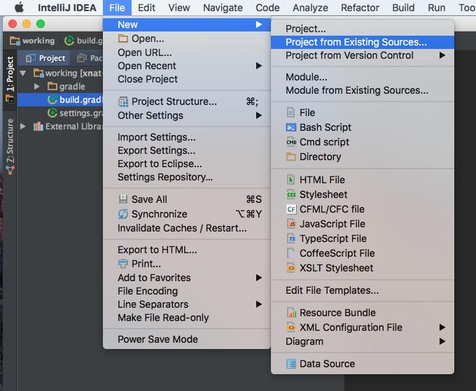 XNAT Workshop: Step 1 of 10 Creating an XNAT plugin project