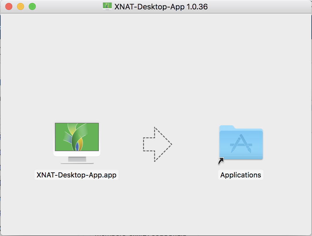 XNAT Tools: Installing the XNAT Desktop Client