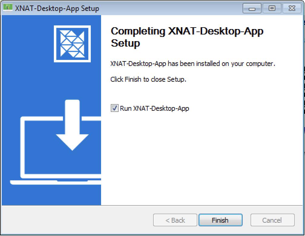 XNAT Tools: Installing the XNAT Desktop Client